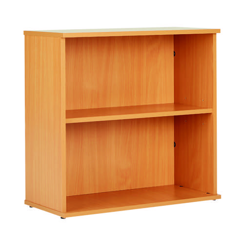 Serrion Premium Bookcase 726mm Bavarian Beech EP750BCBE