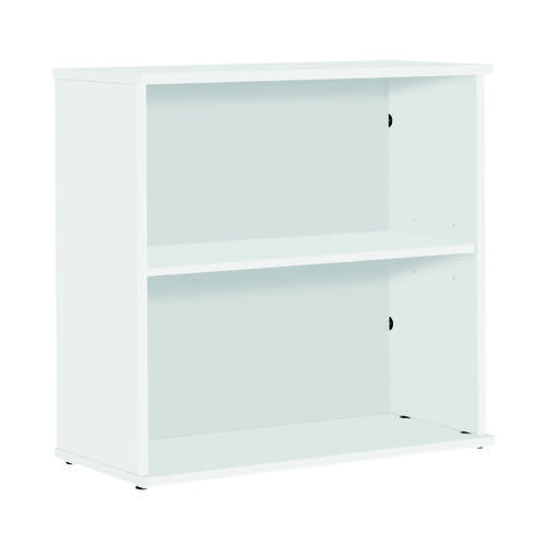 Serrion Premium Bookcase 726mm White EP750BCWH
