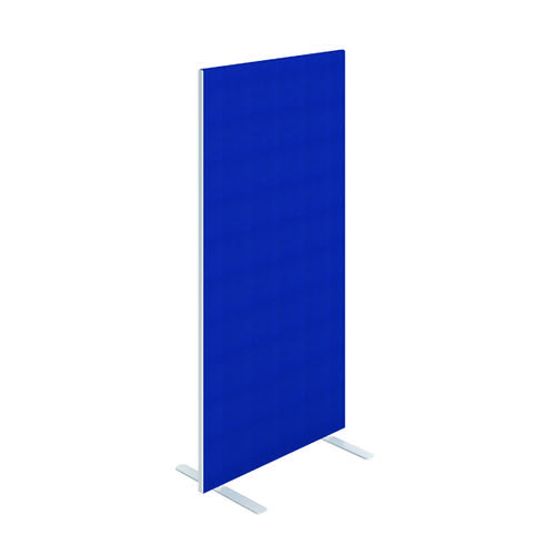 Jemini Floor Standing Screen 800 x 1600mm Blue FST08016SRB