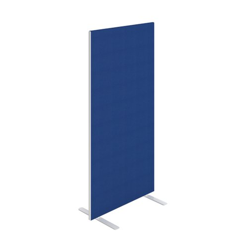 Jemini Floor Standing Screen 800 x 1600mm Blue KF90693