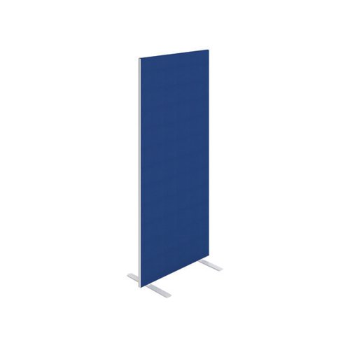 Jemini Floor Standing Screen 800 x 1800mm Blue FST8018SRB