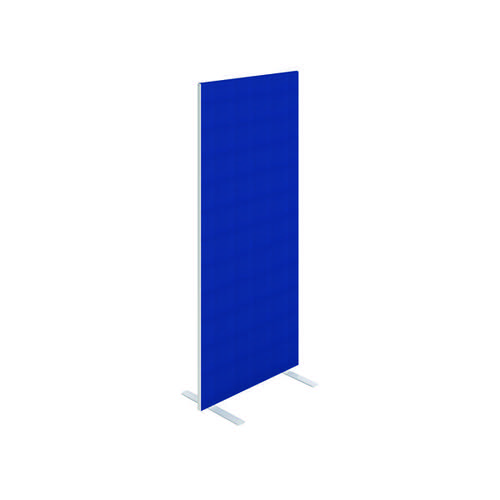 Jemini Floor Standing Screen 800 x 1800mm Blue KF90695