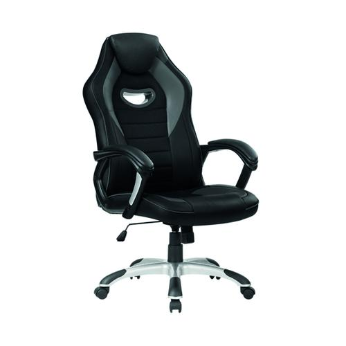 First Racer Gaming Chair Grey/Black KF90885