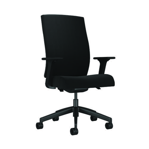 Arista Clover Chair Black KF90932