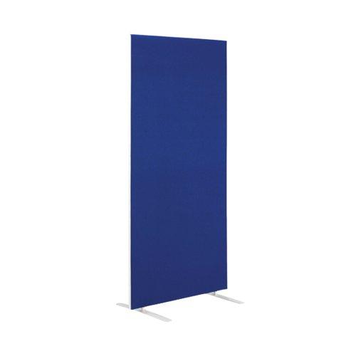 First Floor Standing Screen 800x25x1600mm Blue KF90962