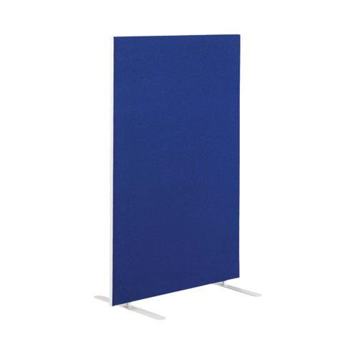 First Floor Standing Screen 1200x25x1600mm Blue KF90966