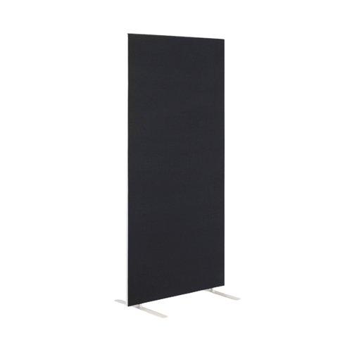 First Floor Standing Screen 1200x25x1800mm Black KF90967