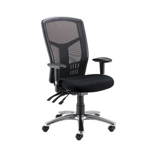 Arista Logan High Back Mesh Operator Chairs KF97089