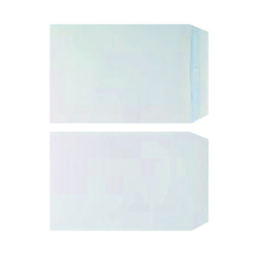 Q-Connect C5 Envelopes Pocket Self Seal 100gsm White (Pack of 500) KF97367
