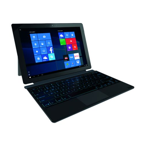 Zagg Slim Cover With keyboard Microsoft Surface Pro 3 and 4 Black Case