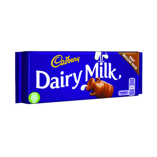 Cadbury Dairy Milk 53g (Pack of 48) 654214