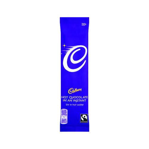 Cadbury's Hot Chocolate Sachets A07592 [Pack 50]