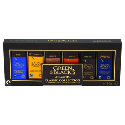 Green and Blacks Miniatures Variety Pack 666695