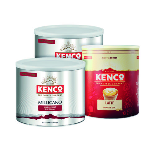 Kenco Millicano 500g Buy 2 Get Free Latte Tin