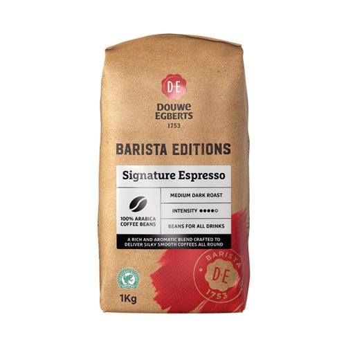 Douwe Egberts Barista Edition Beans Signature Blend 1kg 4070189