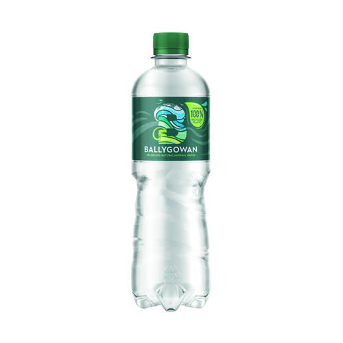 Ballygowan Sparkling Mineral Water 500ml (Pack of 24) LB0008