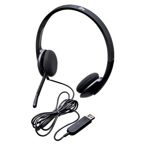 Logitech H340 USB Headset 981-000475