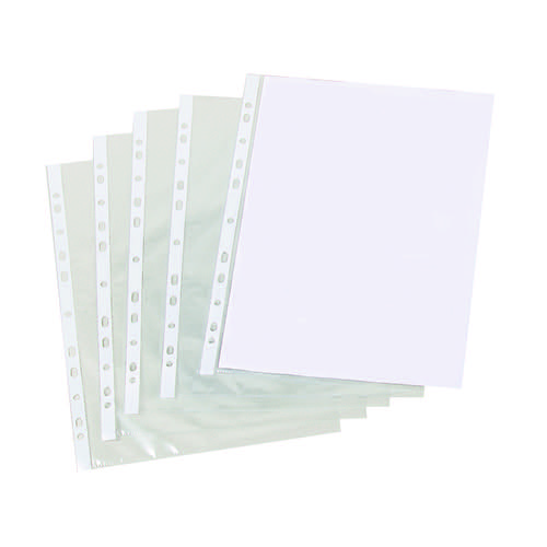 A4 Punched Pockets (Pack of 500) PM22312