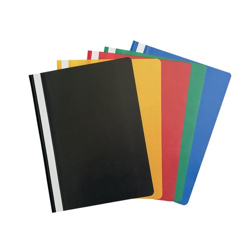 Project Folders Assorted (Pack of 25) PM22390