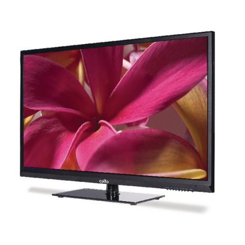 Cello Black HD 32in LED TV With USB/DVD C32227F