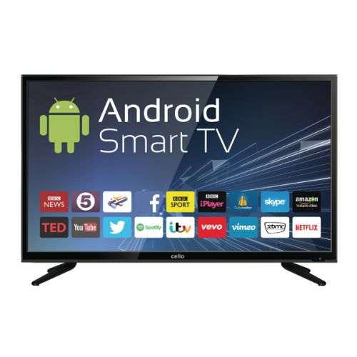 Compare prices for 40Inch Android Smart Freeview T2 Hd Led Tv With Wi-Fi C40Ansmt