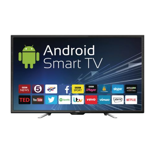 Compare retail prices of 50Inch Android Smart Freeview T2 Hd Led Tv With Wi-Fi C50Ansmt to get the best deal online