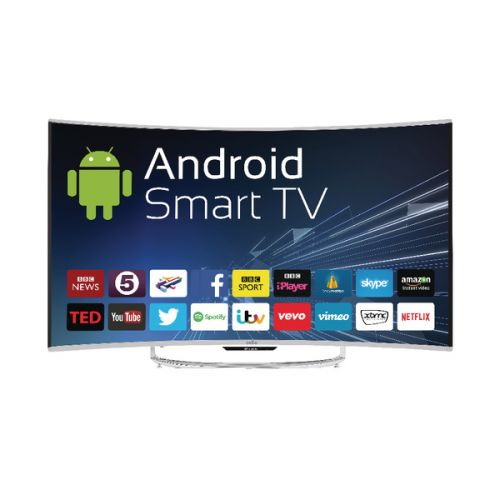 Cheapest price of 55Inch Android Smart Freeview T2 Hd Led Tv With Wi-Fi C55Ansmt in new is £703.56