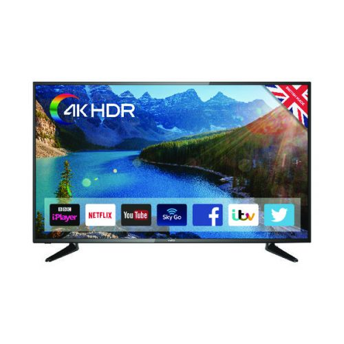 Compare retail prices of Cello 50 Inch Smart Led 4K Tv C50Sfs4K to get the best deal online