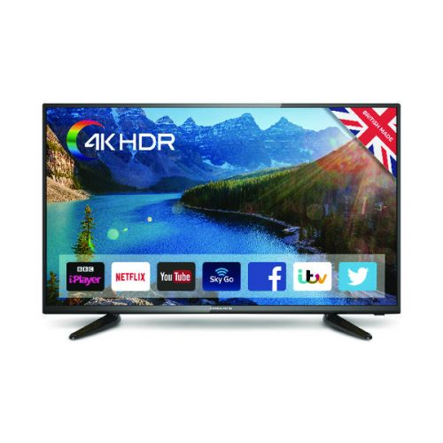 Compare retail prices of Cello 40 Inch Smart Led 4K Tv C40Sfs4K to get the best deal online