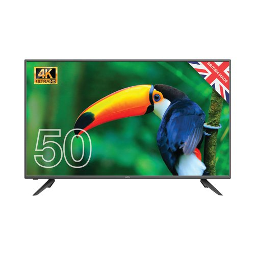 Cello 50 Inch Freeview Ultra HD LED TV 4K C5020DVB4K