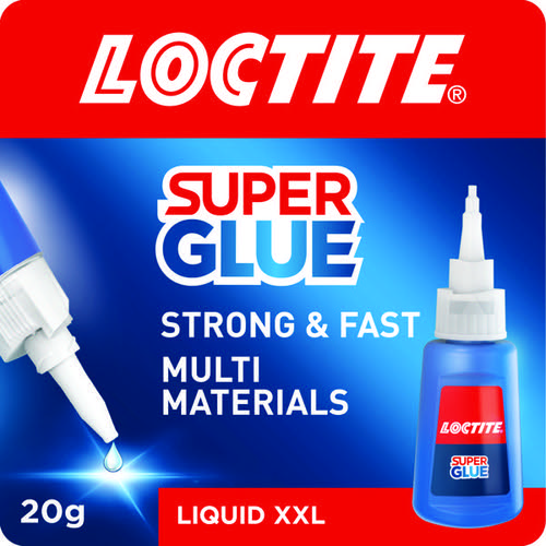 Loctite Precision Super Glue 20g 2633682