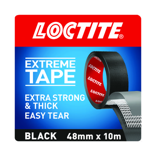 Loctite Extreme Tape 48mm x 10m Black 2628867