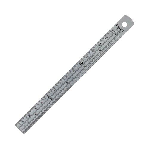 Linex Steel Ruler 150mm 100412284