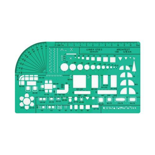 Linex-1258S Universal Architect Template 100414314