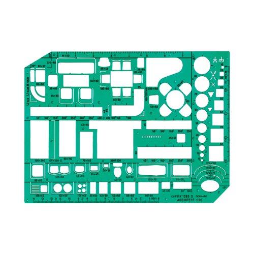 Linex-1263S Furniture Template 100413078