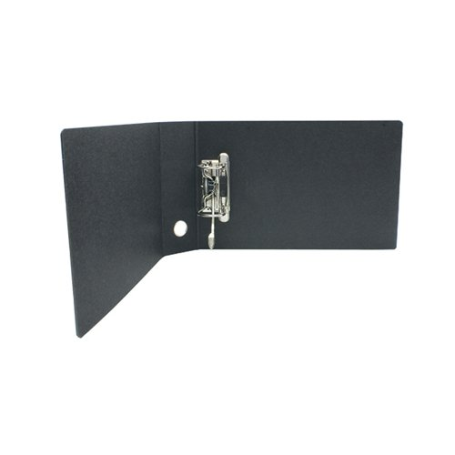 Leitz 180 Oblong Lever Arch File Board A5 Black (Pack of 5) 310710095