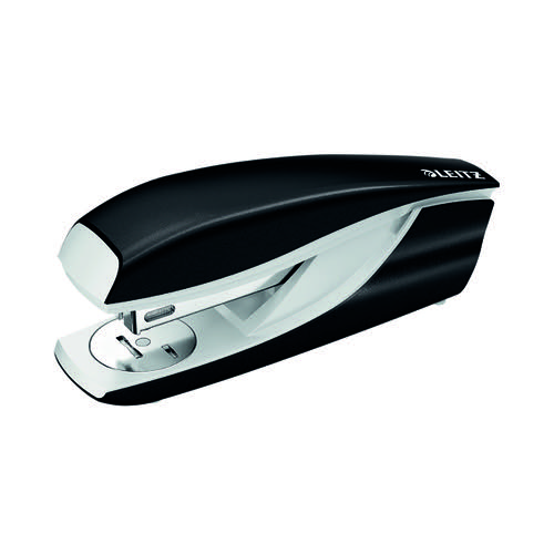 Leitz NeXXt WOW Metal Office Stapler 30 sheets Black 55021095