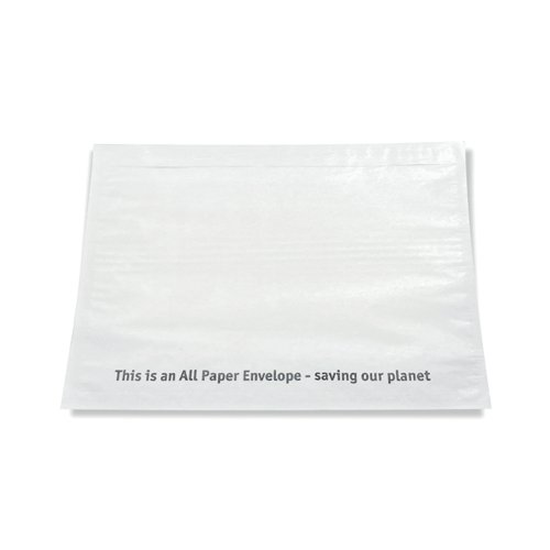 All Paper Documents Enclosed Wallets A5 (Pack of 1000) MA07627