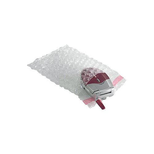 Jiffy Bubble Film Bag 230x285mm Clear (Pack of 300) BBAG38104