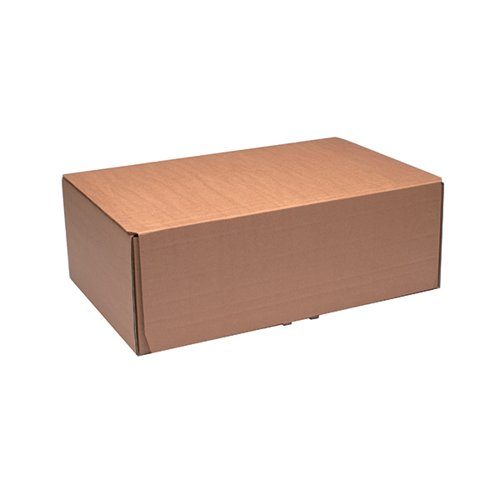 Mailing Box 395x255x140mm Brown (Pack of 20) 43383252
