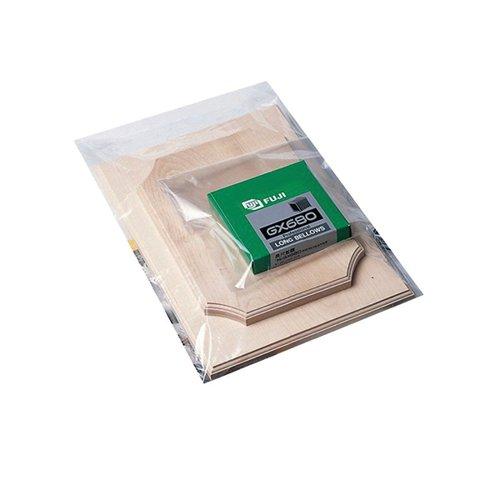 Plain Polythene Bag 450 x 600mm (Pack of 1000) PBS-04600610-L