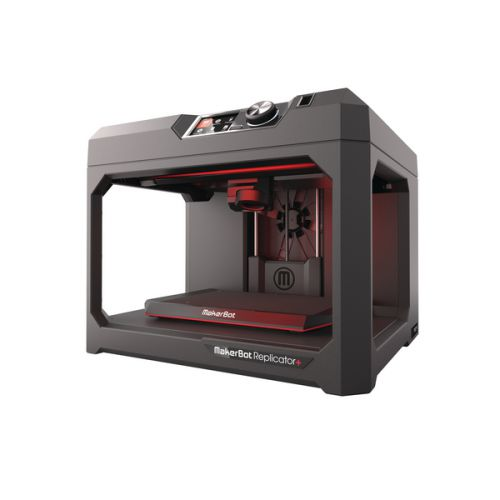 MakerBot Replicator + Desktop 3D Printer MP07825EU