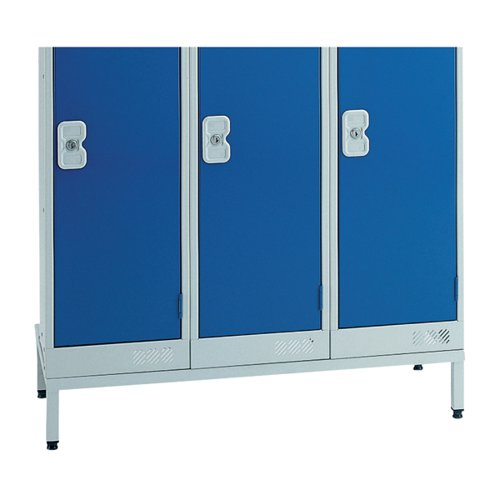 Locker Stand For Use with 300mm Deep Lockers 300x300x150mm MC00130