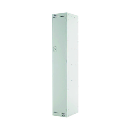 One Compartment Express Standard Locker D450mm Blue Door MC00151