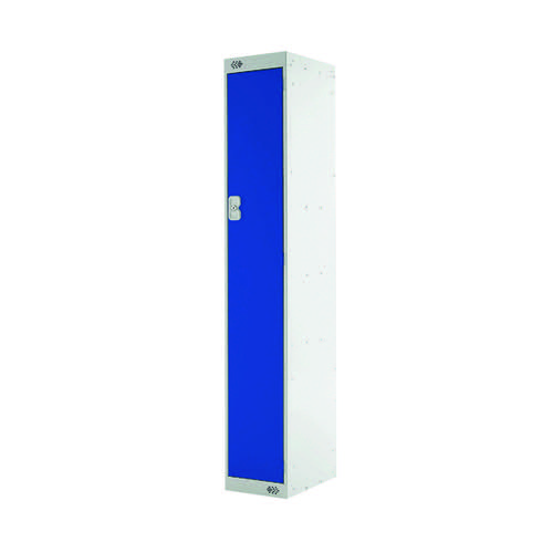 One Compartment Express Standard Locker D450mm Light Grey Door MC00152
