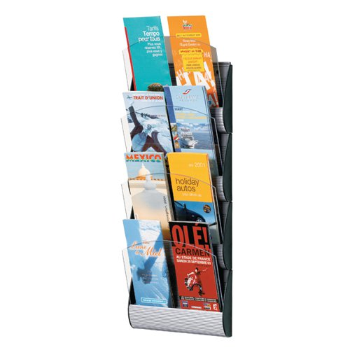 Fast Paper A5 Max Wall Display System (Colour: Silver this is wall mountable) 4065X4.35