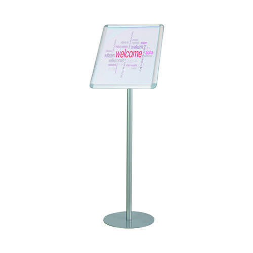 Twinco A3 Silver Snapframe Display (Self-standing) TW51768