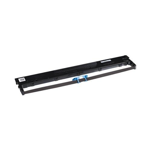 Tally Fabric Ribbon 2610 Plus 099004L Black