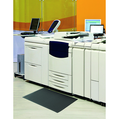 Millennium Mat Air Step Anti Fatigue Mat Black 610 x 910mm 24020302