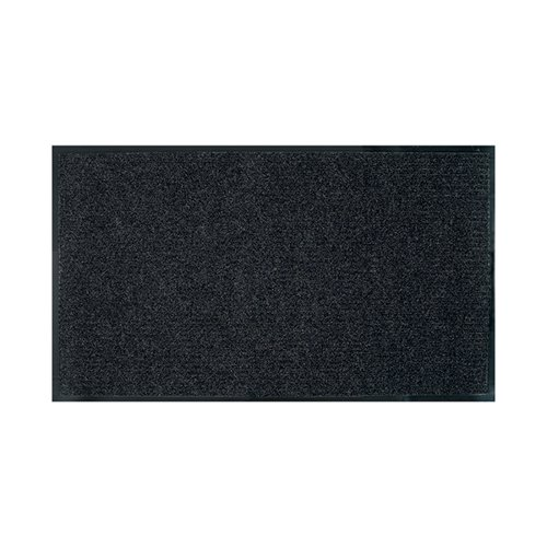 Millennium Mat Golden Walk Off Floor Mat Charcoal 610 x 910mm 64020330